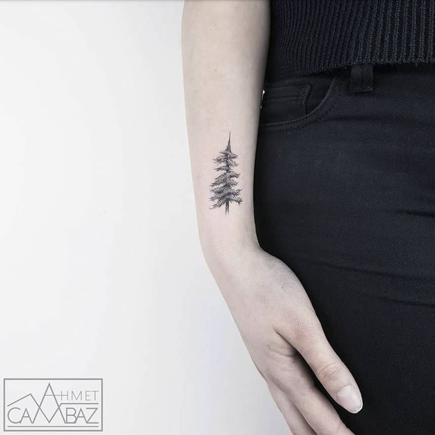 Cute Tatts By Ahmet Cambaz