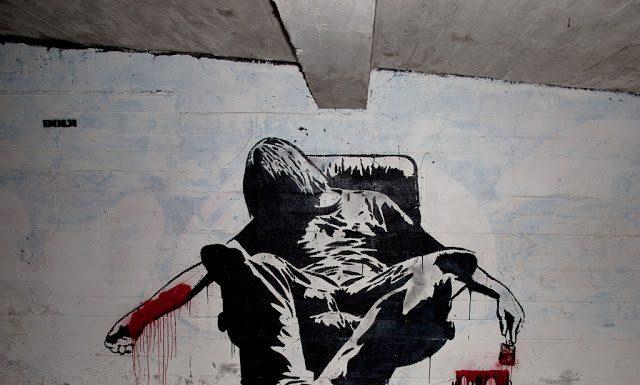 Dolk Street Art